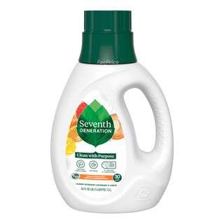 Seventh Generation Natural Laundry Detergent - Fresh Citrus