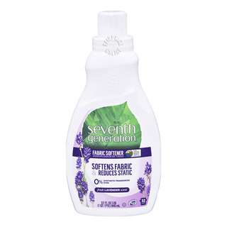Seventh Generation Fabric Softener - Lavender