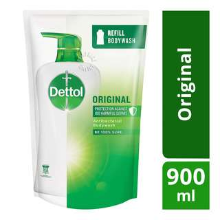 Dettol Anti-Bacterial pH-Balanced Body Wash Refill - Original