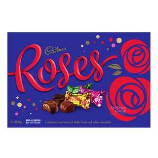 Cadbury Roses Assortment Chocolates