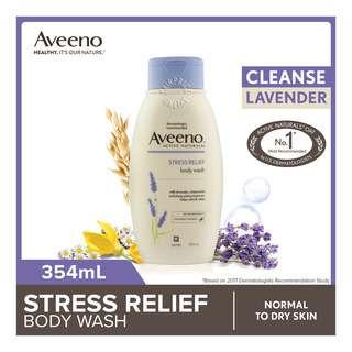 Aveeno Body Wash - Stress Relief