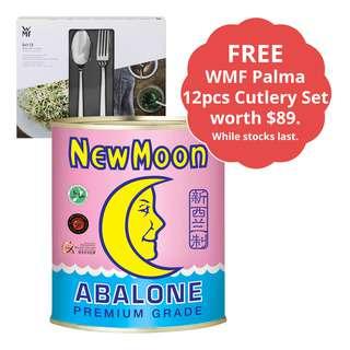 New Moon New Zealand Abalone Premium Grade