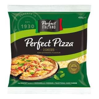 Perfect Italiano Cheese - Perfect Pizza