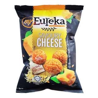 Eureka Popcorn - Savoury Cheese