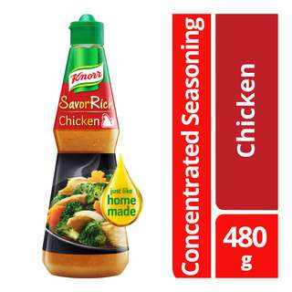 Knorr SavorRich Concentrated Seasoning - Chicken