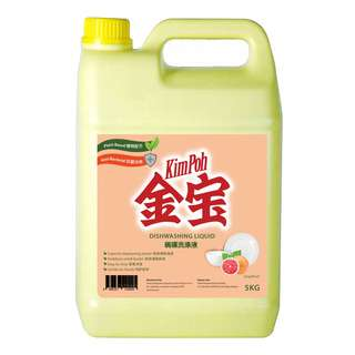 Kim Poh Dishwashing Liquid - Anti-Bacterial