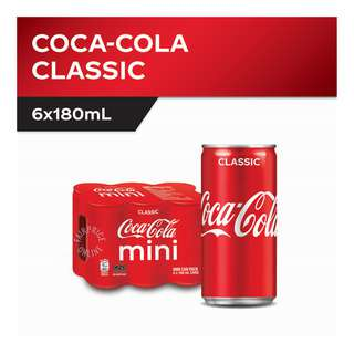 Coca-Cola Mini Can Drink - Classic