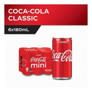 Coca-Cola Mini Can Drink - Classic