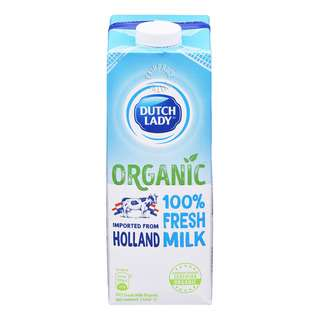 Dutch Lady UHT Milk - Organic Fresh Milk