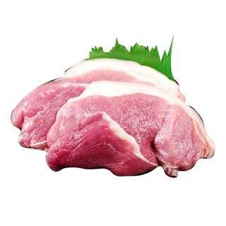 Indonesia Bulan Fresh Pork - Shoulder Lean Skin on TweeBah