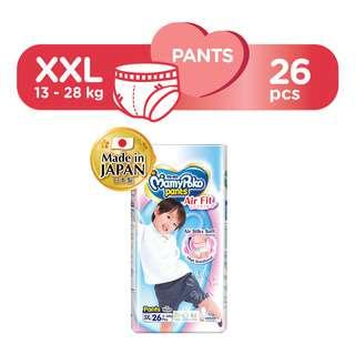 MamyPoko Air Fit Boy Pants - XXL (13 - 25kg)