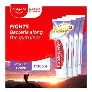 Colgate Total Toothpaste - Pro Gum Health