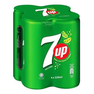 7 UP Can Drink