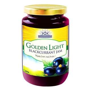 Golden Light Jam - Blackcurrant