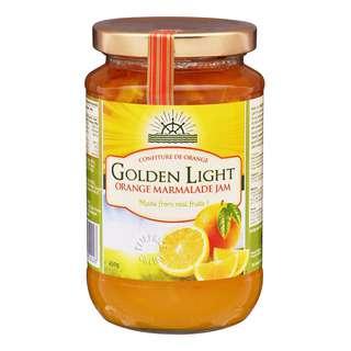 Golden Light Jam - Orange Marmalade
