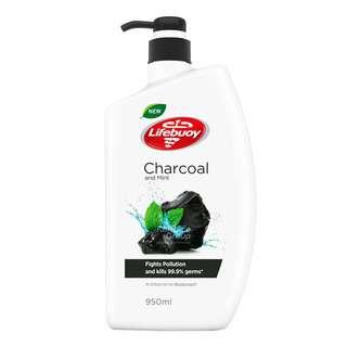 Lifebuoy Antibacterial Body Wash - Charcoal