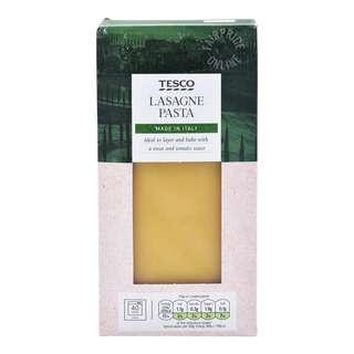 Tesco Lasagne Pasta