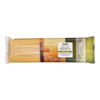 Tesco Organic Pasta - Spaghetti