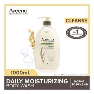 Aveeno Body Wash - Daily Mosturizing