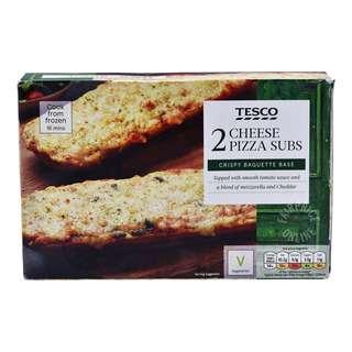 Tesco Pizza Subs - Cheese