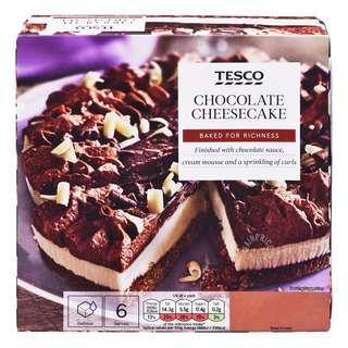 Tesco Cheesecake - Chocolate