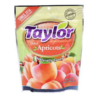 Taylor Dried Apricots - Naturally Sweet