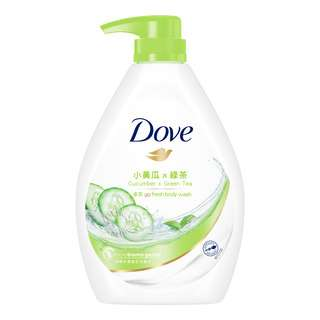 Dove Go Fresh Paraben-Free Body Wash - Cucumber Green Tea