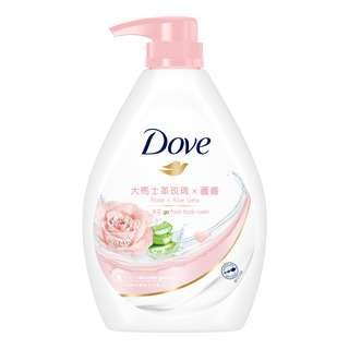 Dove Go Fresh Paraben-Free Body Wash - Rose Pomegranate