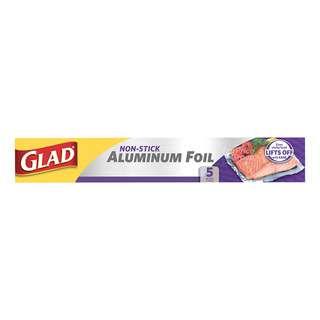 Glad Aluminum Foil - Non-Stick (5m x 30cm)