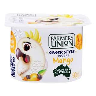 Farmers Union Greek Style Yoghurt - Mango