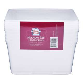 HomeProud Plastic Food Container
