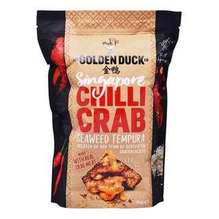The Golden Duck Co. Gourmet Seaweed Tempura - Chilli Crab