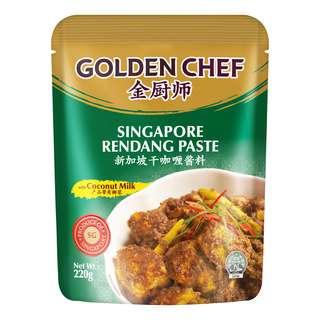 Golden Chef Paste - Singapore Rendang
