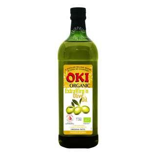 Oki Organic Extra Virgin Olive Oil