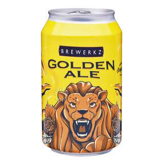 Brewerkz Can Beer - Golden Ale