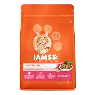 IAMS ProActive Health Adult Cat Dry Food - Ocean Fish