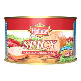 Highway Ham Luncheon Meat - Spicy