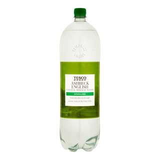 Tesco Ashbeck English Natural Mineral Water - Sparkling