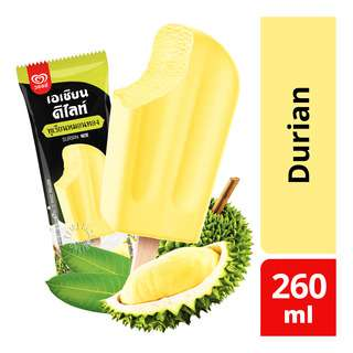 Wall's Asian Delight Ice Cream - Durian