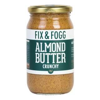 Fix & Fogg Almond Butter - Crunchy