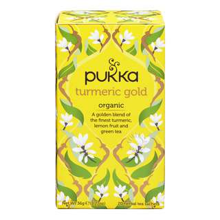 Pukka Tea Bags - Turmeric Gold