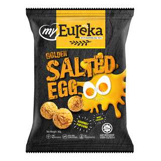 Eureka Popcorn - Golden Salted Egg