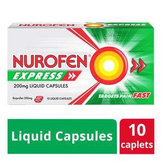 Nurofen Express Tablets
