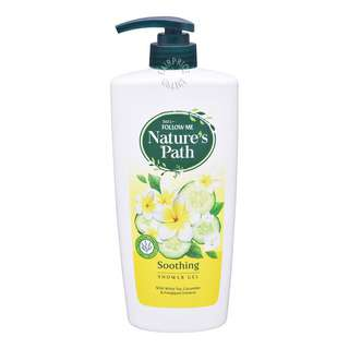 Follow Me Nature's Path Shower Gel - Soothing