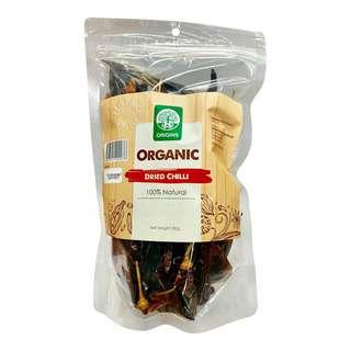 Origins Organic Dried Chilli