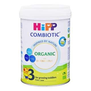HiPP Junior Combiotic Growing Up Milk Formula - Stage 3