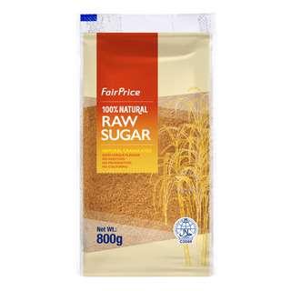 FairPrice Raw Sugar - Granulated