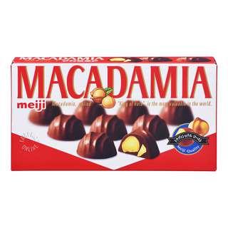 Meiji Chocolate - Macadamia