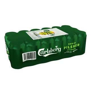 Carlsberg Can Beer - Danish Pilsner