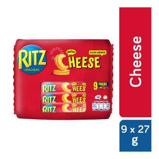 Kraft Ritz Crackers - Cheese